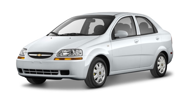 2005 Chevy Aveo