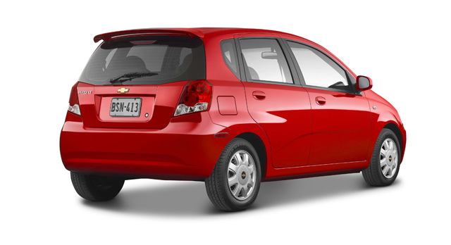 the chevy fit - Unofficial Honda FIT Forums