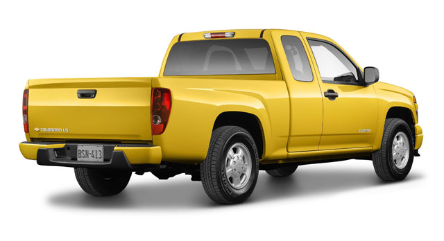Build Your Own 2017 Chevrolet Colorado Small Truck Gm