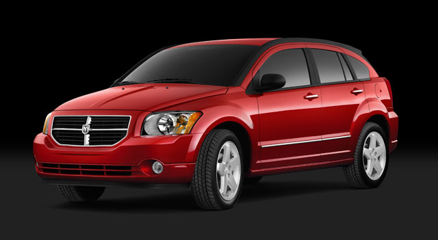 Dodge Caliber Auto Photography