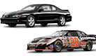 Chevy Monte Carlo Nascar and Monte Carlo SS